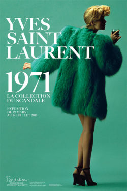 Collection Quarante d'Yves Saint Laurent